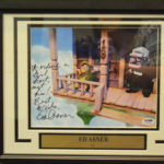 Signed Print by Ed Asner from UP