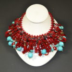 Necklace donated by Kimman's
