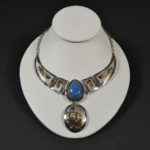 Necklace donated by Leon Ness Jewelry Barn