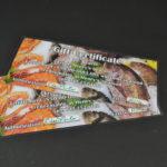 Gift Certificates for Various Restaurants throughout York