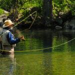 Fly Fishing on Rambo Run