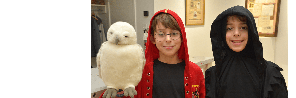 Muggle History Family Workshops