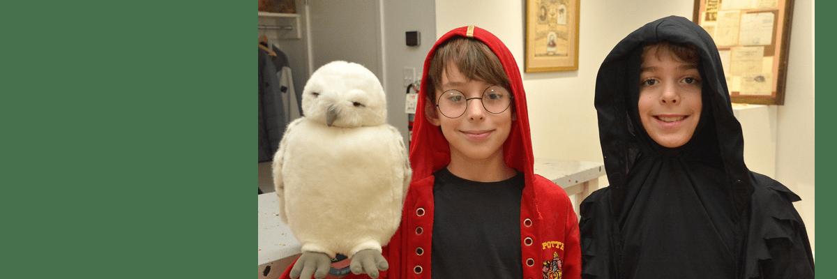 Muggle History Family Workshops