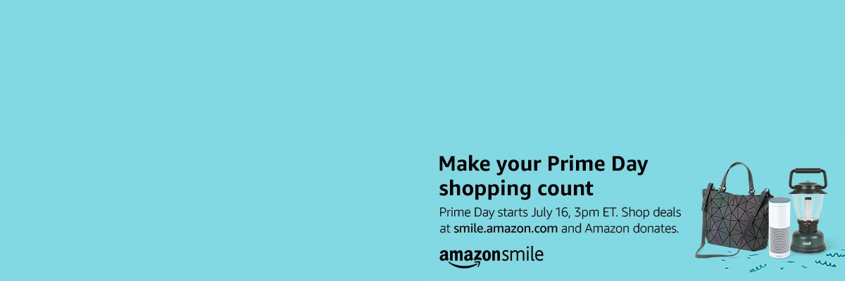 Amazon donates to York County History Center when you shop Prime Day deals