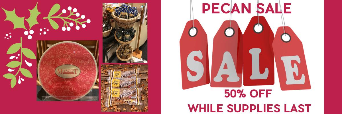 Friends Pecan Sale
