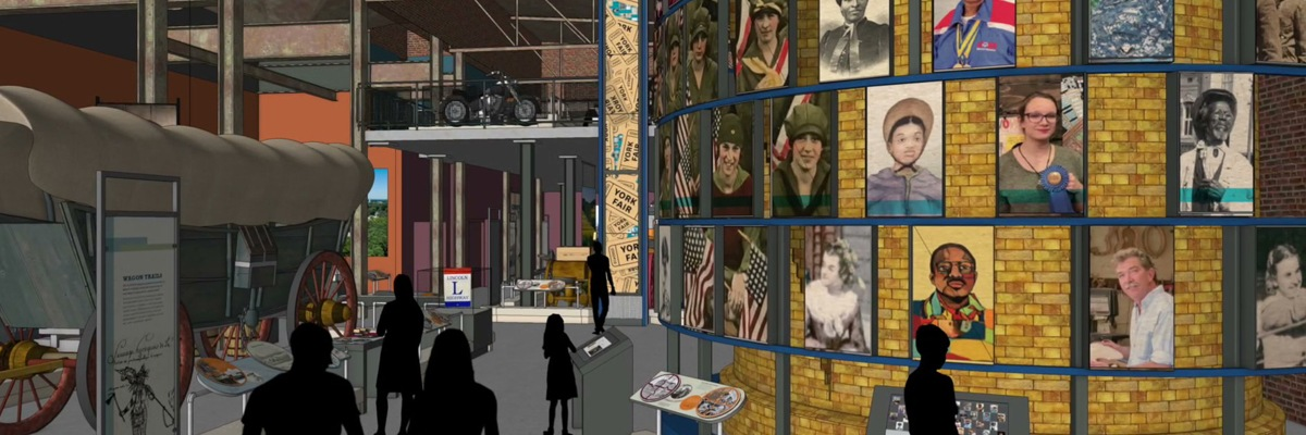 History Center New Museum Project Update