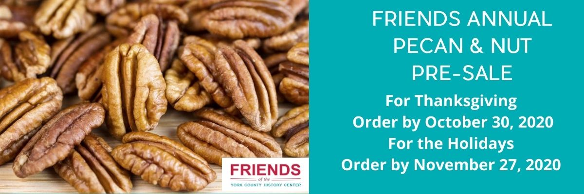 FRIENDS PECAN & NUT PRE-SALE