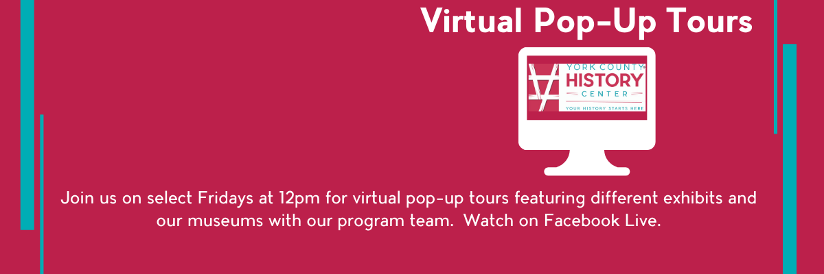 Virtual Pop-Up Tours